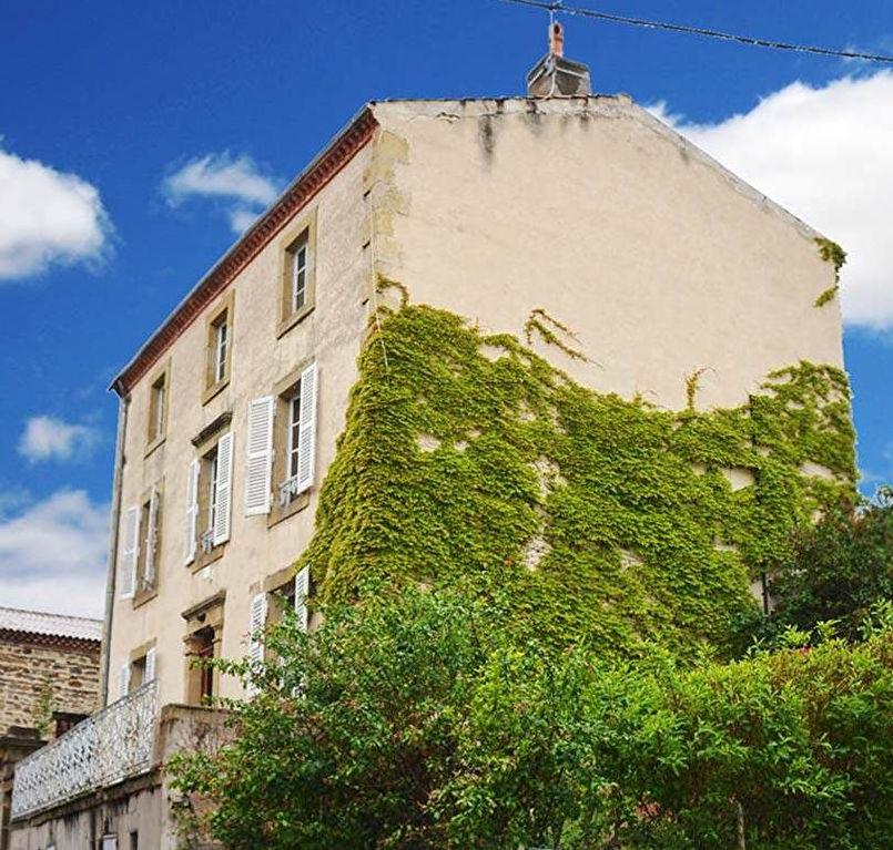 Maison Montaigut Le Blanc 5 pi�ce(s) 140 m2