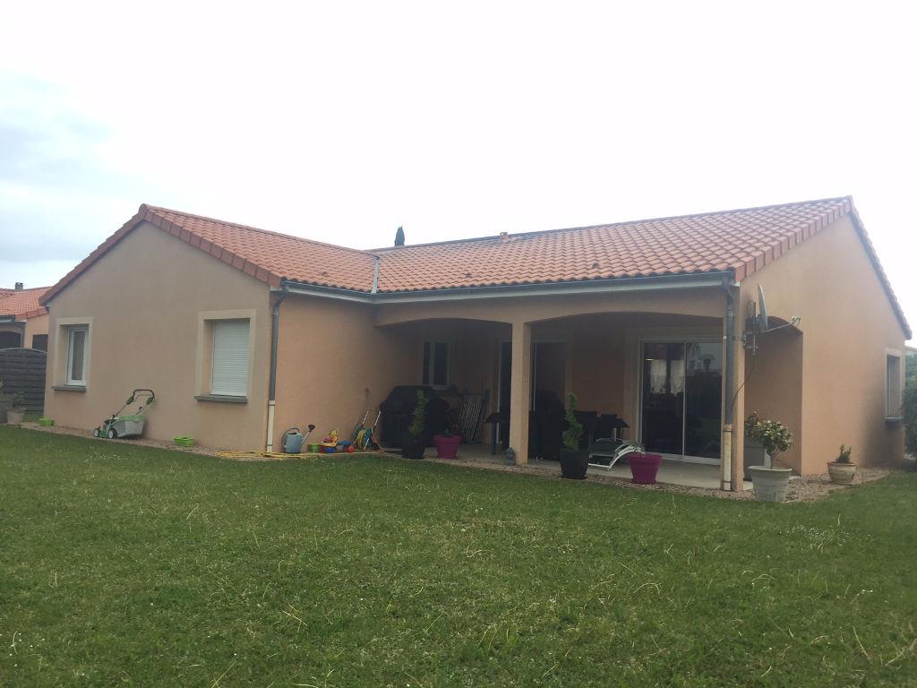 Maison CEBAZAT 4 pièce(s) 110 m²