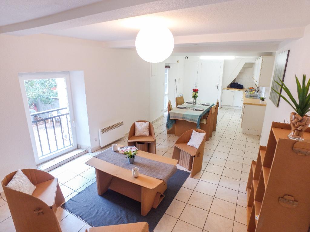 Appartement Cebazat 3 pièce(s) 62.18 m2