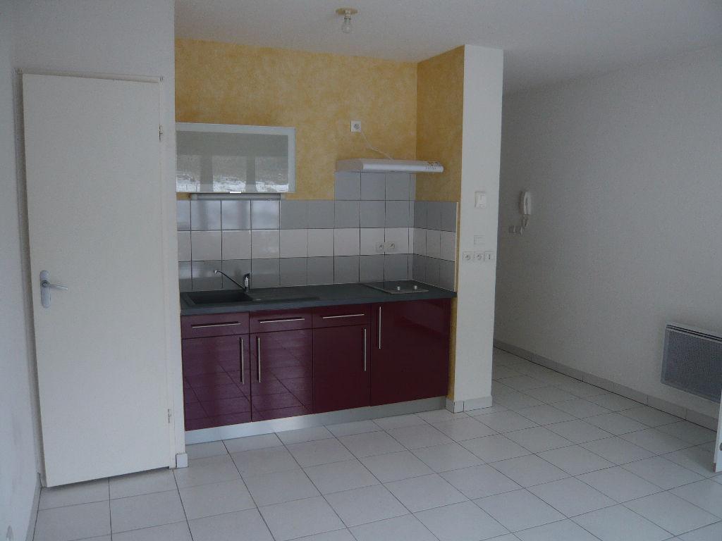 Appartement 1 pièce 24.66 m2