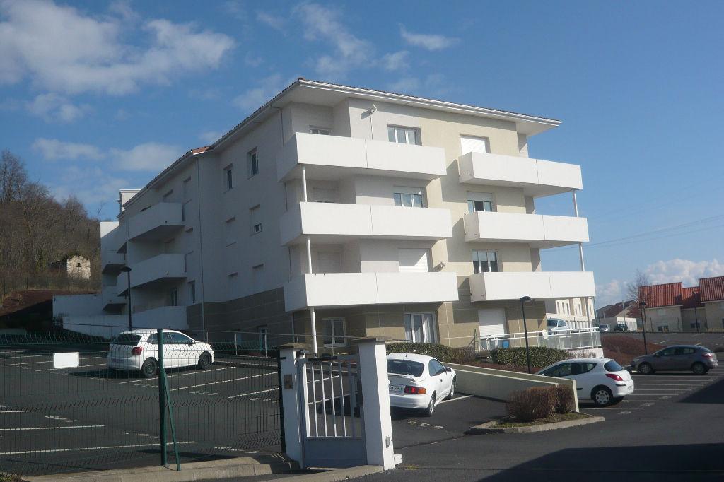 Appartement  3 pièces 57,59 m²