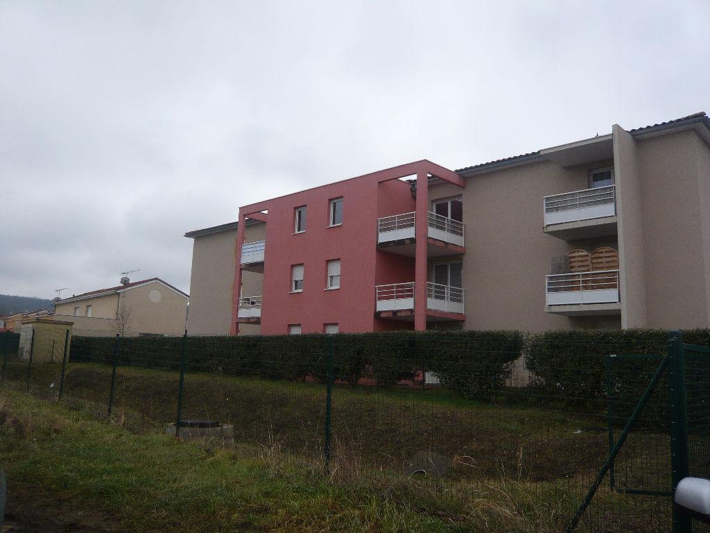 Appartement Issoire 2 pièce(s) 39,13 m2
