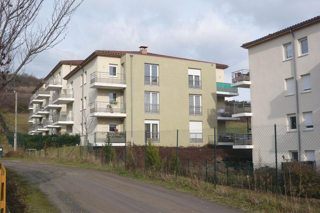 Appartement Issoire 2 pièce(s) 43,34 m2