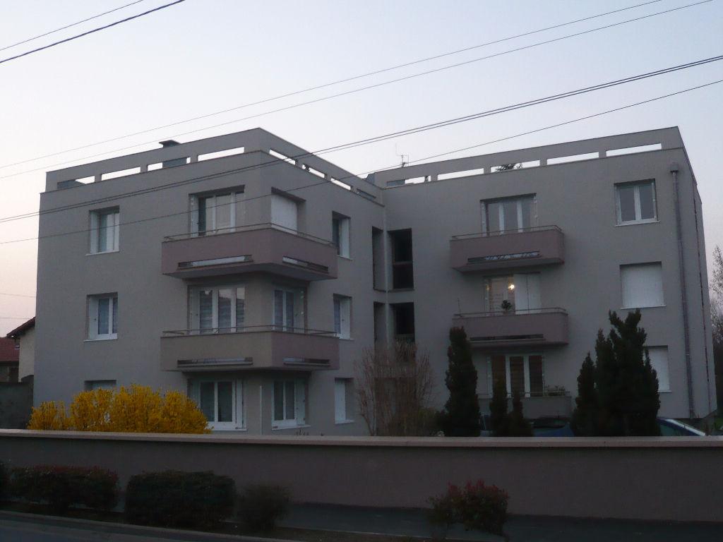 Appartement  2 pièce(s) 48,40 m2