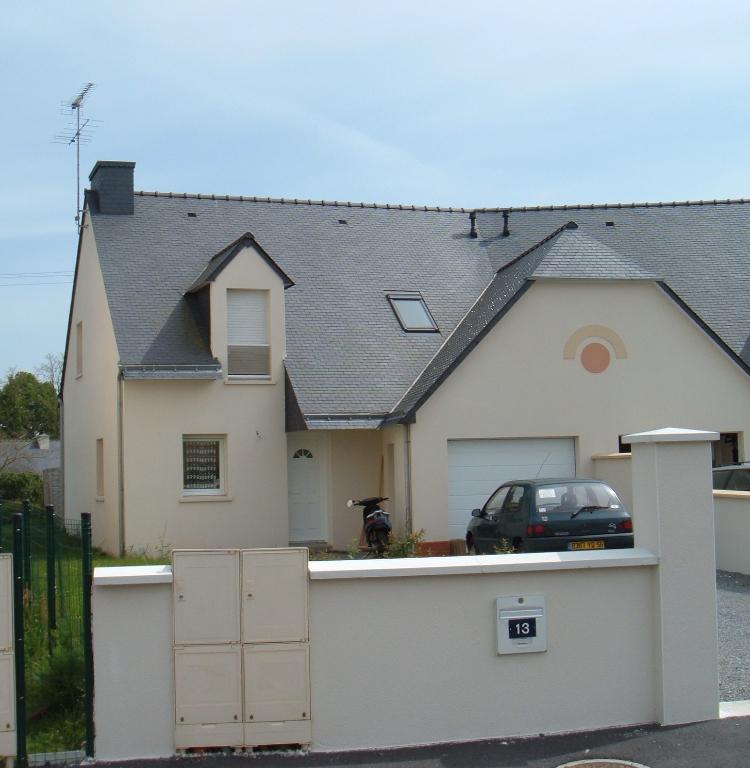 Maison T5 - LA ROCHE BERNARD  102 m²