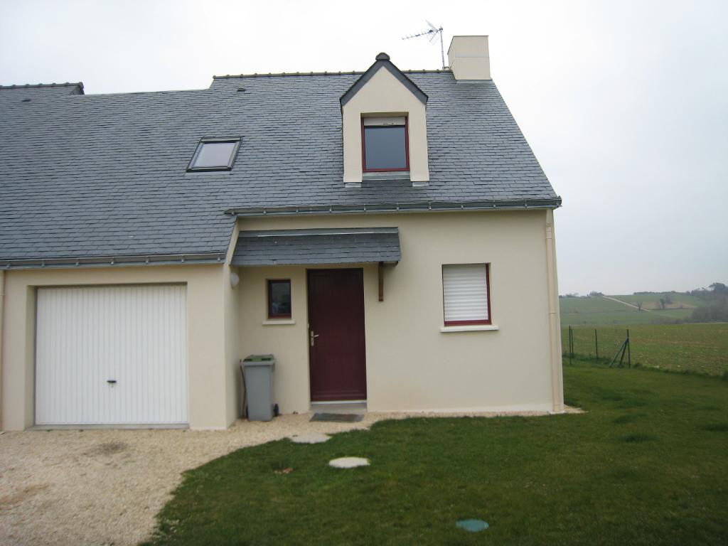 NIVILLAC - Maison T4               S.H. 95 m²