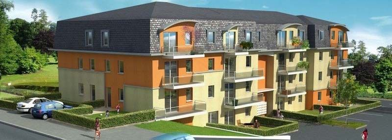 Mauron - Appartement Type 3 - 60.15 m2