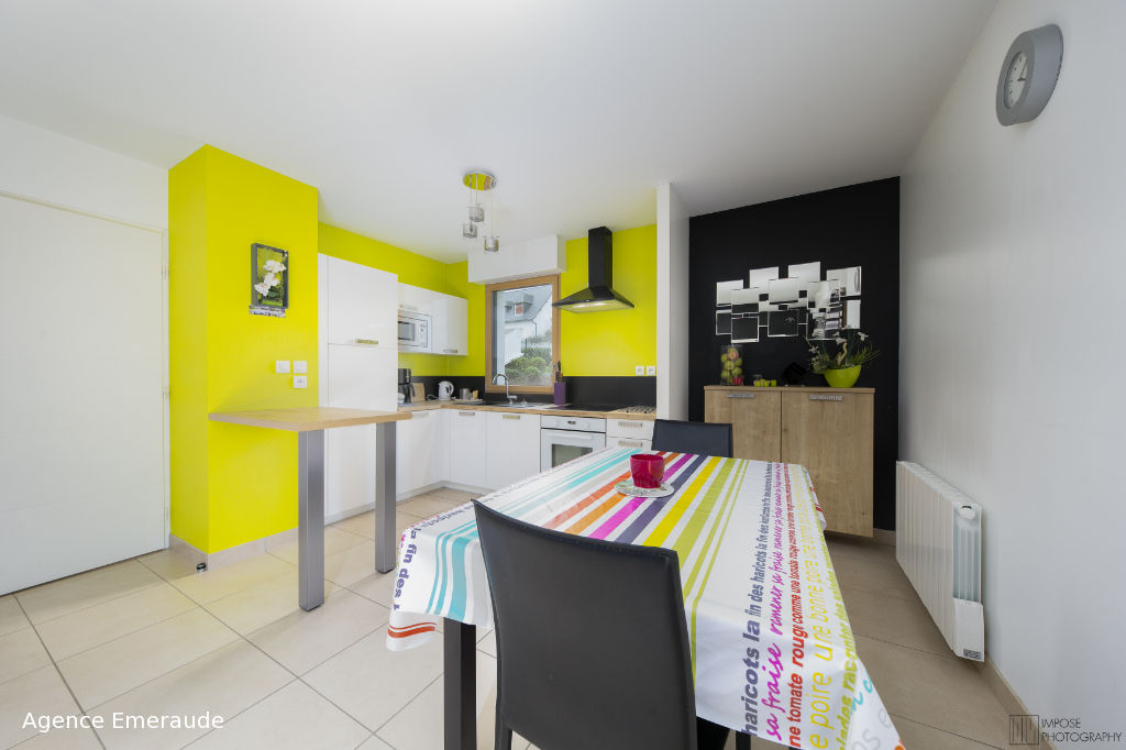 Appartement meublé Dinard 2 pièce(s) 47,65 m2 décembre à juin 2019