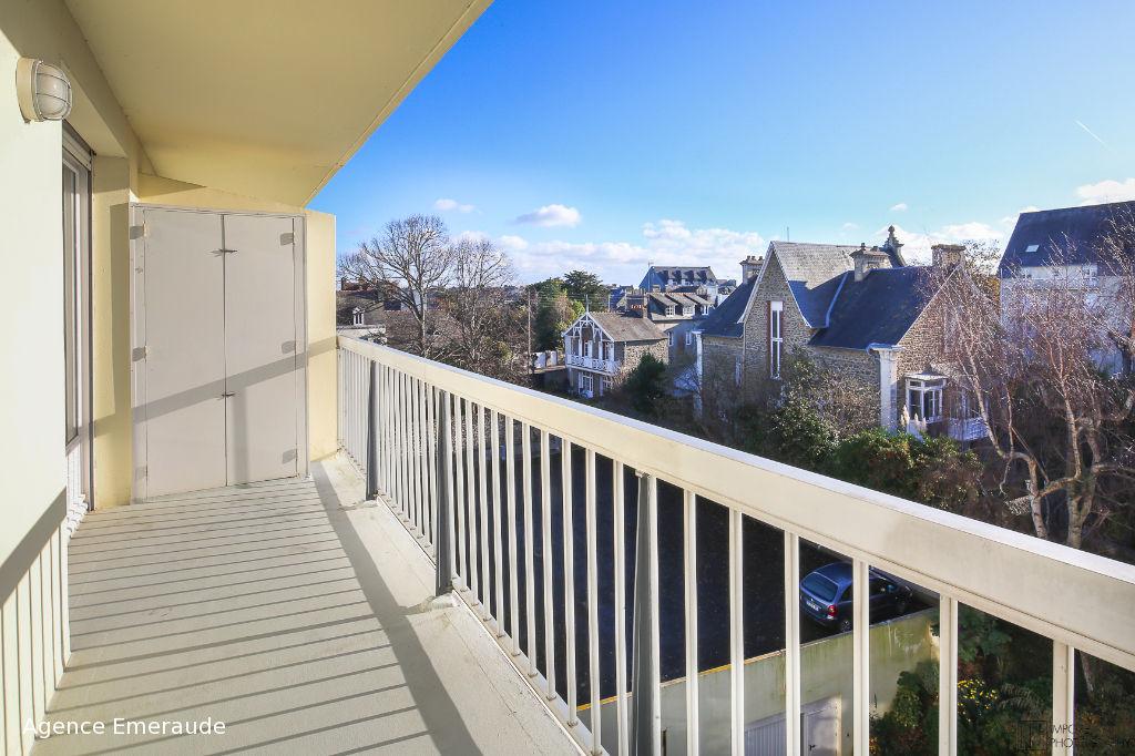 Appartement Dinard 1 pièce(s) 24 m2 Meublé avec balcon plein sud