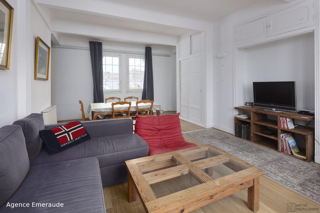 Appartement Art déco hyper Centre Dinard 2 chambre(s) 4 à 6 personnes