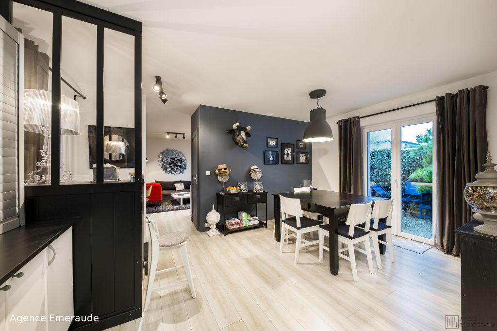 Maison Dinard 4 pièce(s) 124.24 m² chambre et sde au rez-de-chaussée