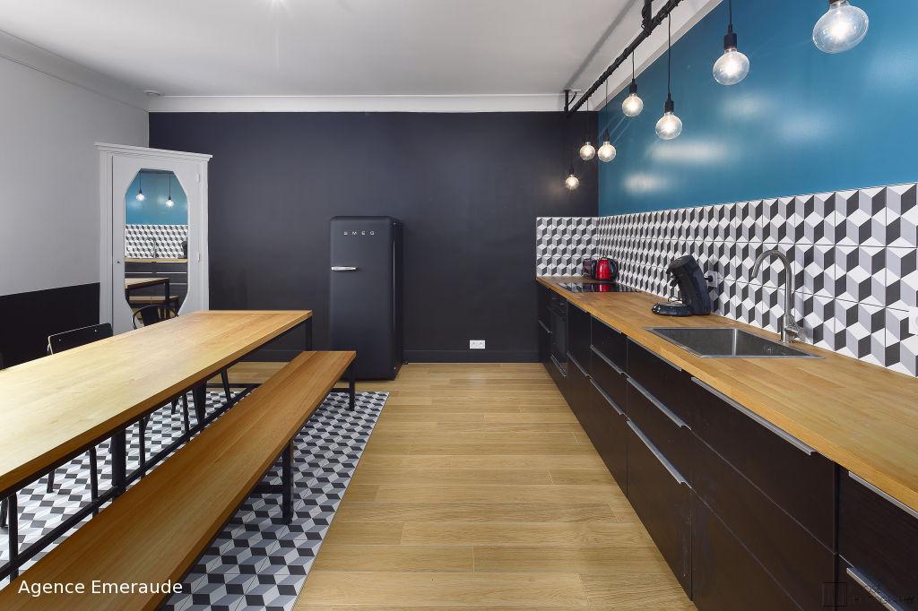 Appartement entièrement redécoré hyper Centre Dinard DUPLEX 3 chambre(s)  5 personnes