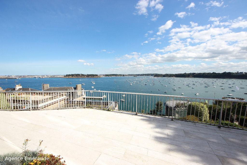 Appartement Dinard 1 pièce(s) 31.52 m2 vue panoramique sur mer
