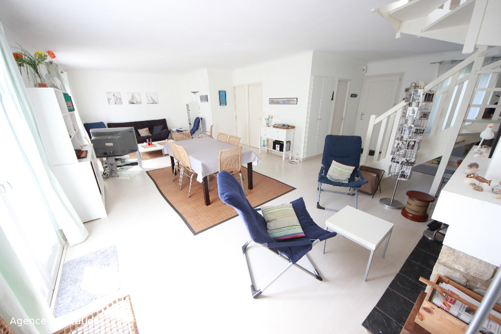 Maison Dinard 120 m2 la plage à quelques pas de la plage 8 couchages