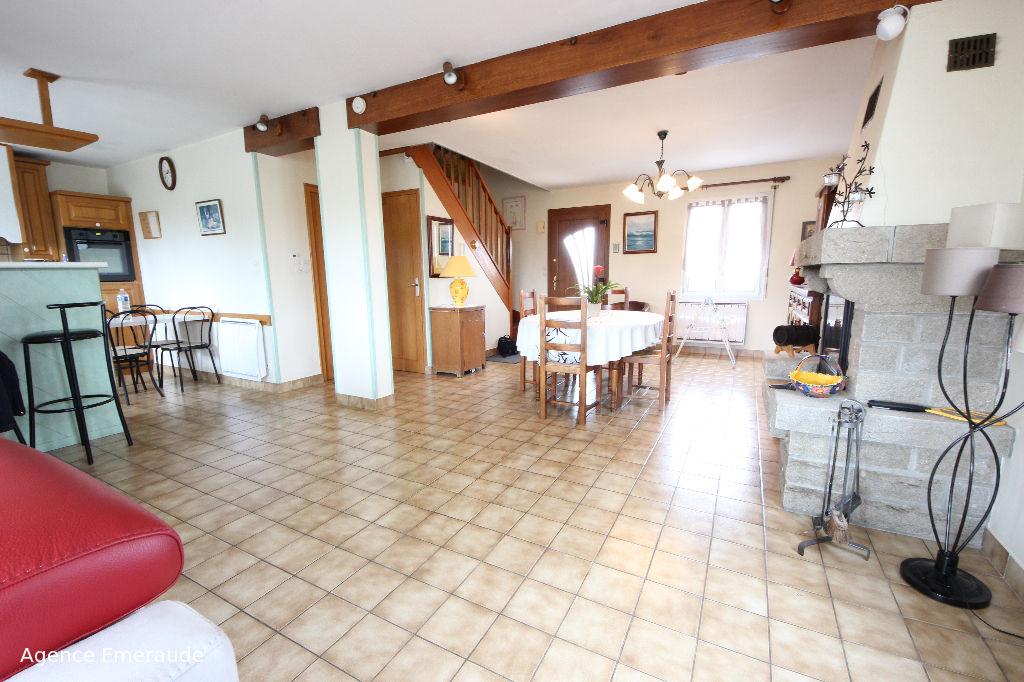Maison DINARD 5 pièces 123m2 CENTRE-VILLE CHAMBRE AU RDC