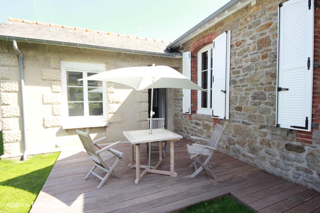 Charmante maison 3 chambre(s) avec jardin Dinard Le Prieuré