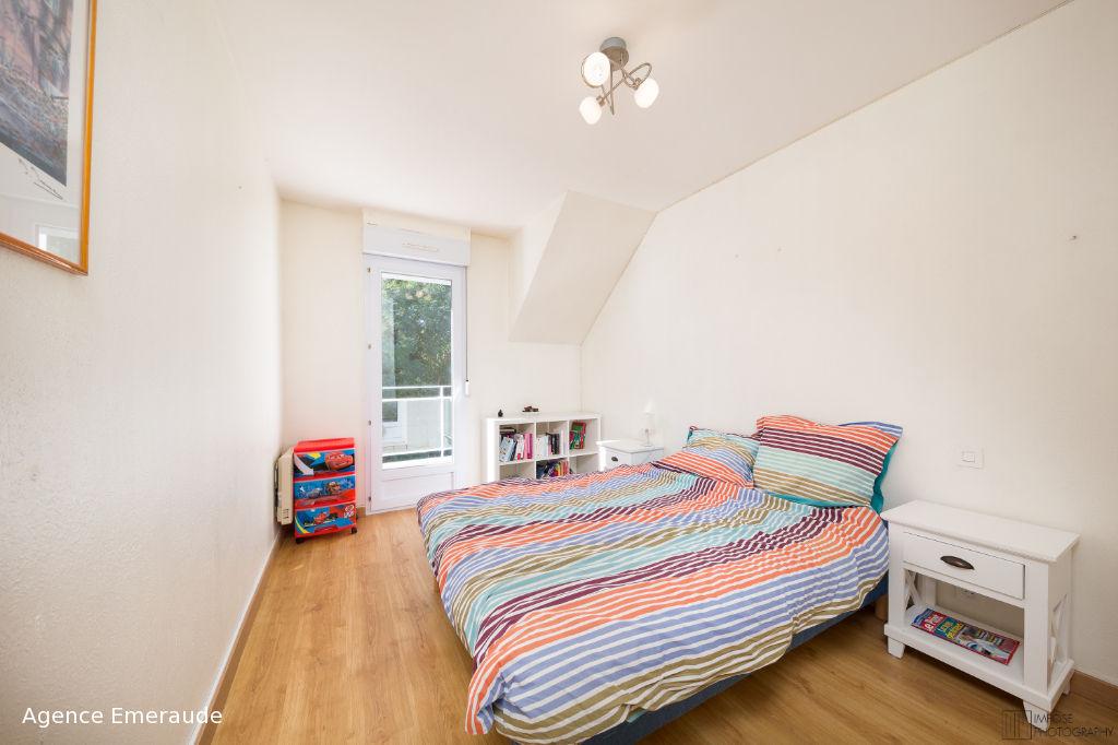 Appartement Meublé Dinard 3 pièce(s) A louer de septembre à juin