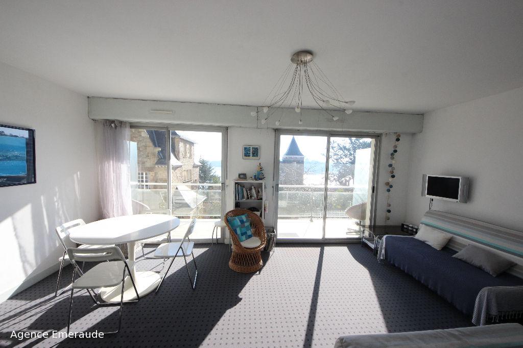 Appartement Dinard  1 pièce(s) 28.89 m2 VUE MER