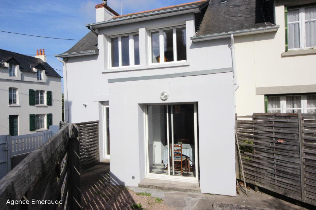 Maison Dinard 3 pièce(s) 70 m² terrasse et jardin exposés Sud