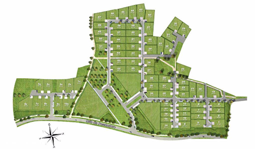 Terrain Dinard 445 m2