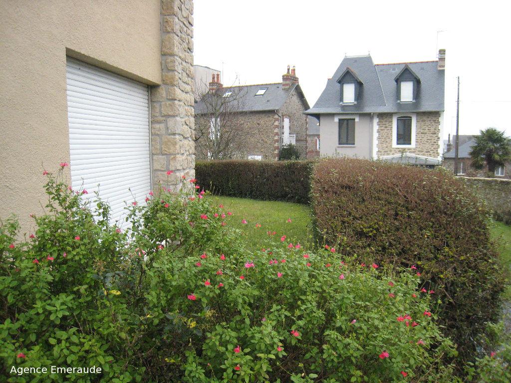 Appartement rénové avec jardin  Dinard 3 pièce(s) 74 m2
