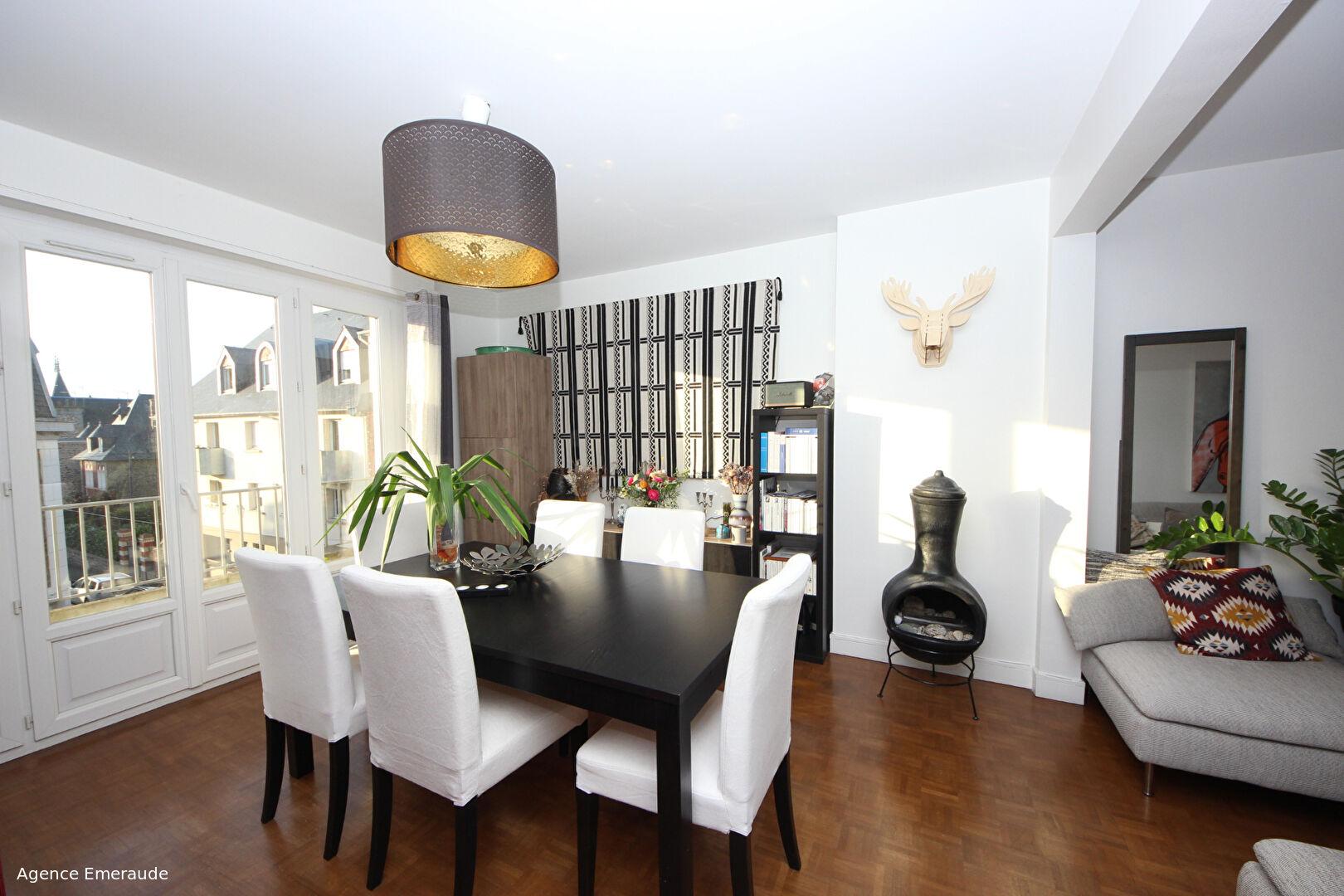Appartement 3 pièces Dinard Centre