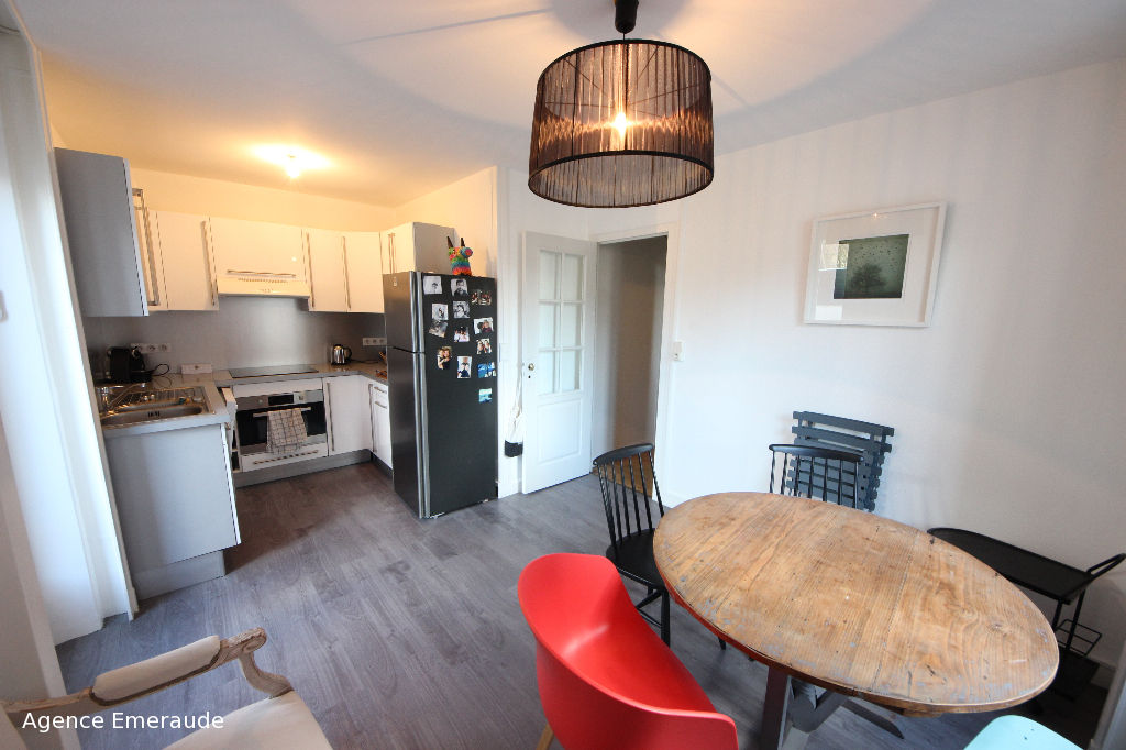 Appartement Dinard 3 pièce(s) 55 m2 TERRASSE