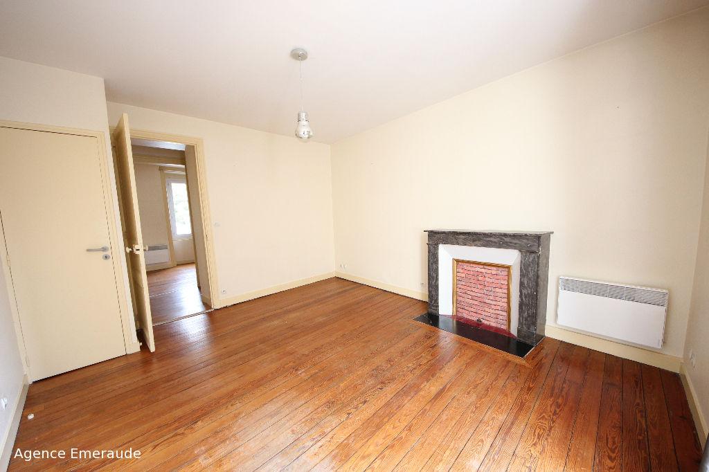 Appartement Dinard 2 pièce(s) 42.80 m2