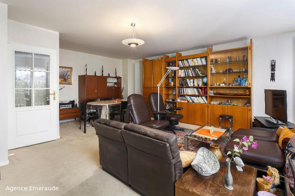 Appartement Dinard 3 pièce(s) 88.68 m² hyper centre terrasse garage ascenseur