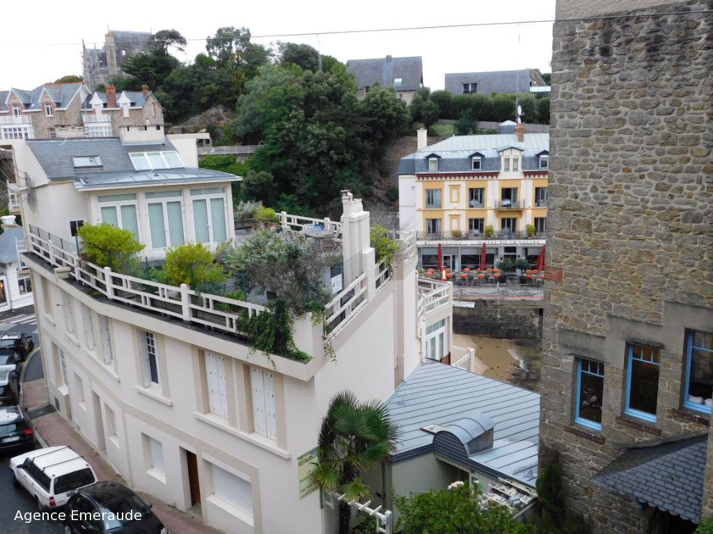 DINARD BEC DE LA VALLEE  Appartement 3 pièce(s) à louer meublé