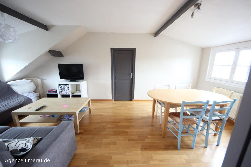 Appartement Dinard  2 pièces 39.66 m2 hyper centre dernier étage