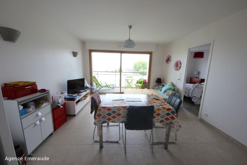 Appartement Dinard  2 pièce(s) 44,68 m2 immeuble de standing