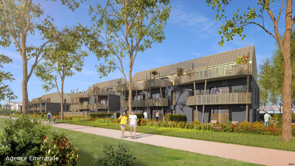 Programme Neuf Pleurtuit LA PROMENADE appartement de type 3 pièce(s) 66.47m2 avec terrasse
