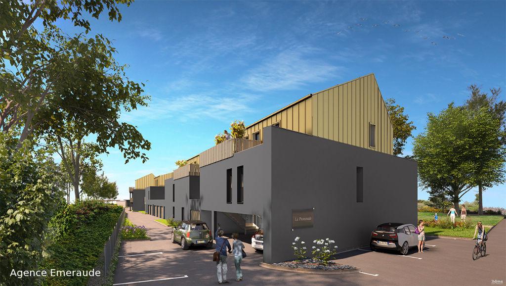 Programme Neuf Pleurtuit LA PROMENADE appartement de type 4 pièce(s) 85.20 m2 avec jardin privatif et garage