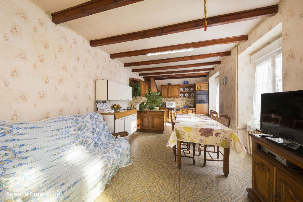 Maison indépendante Pleurtuit bords de rance 5 pièce(s) potentiel de 580 m² terrain de 2250 m²