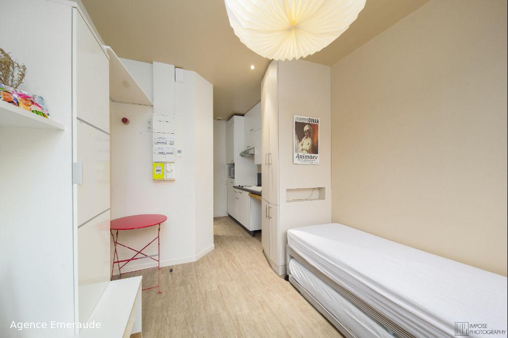 Location meublée Appartement Dinard 1 pièce(s) 14 m2