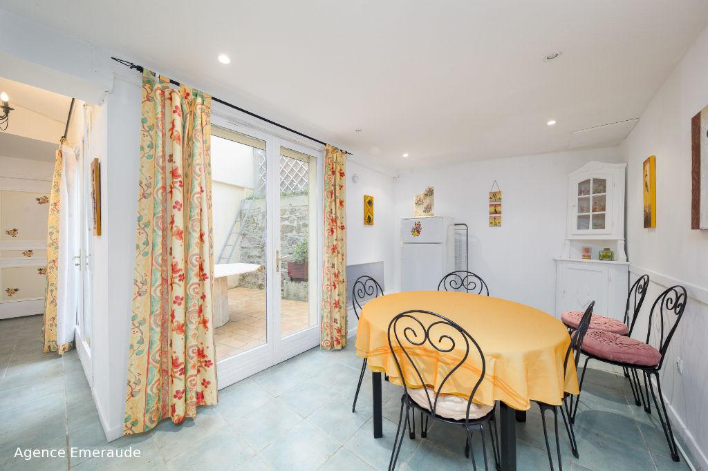 Location meublée à l'année Appartement Dinard  3 pièce(s) 42,78 m2