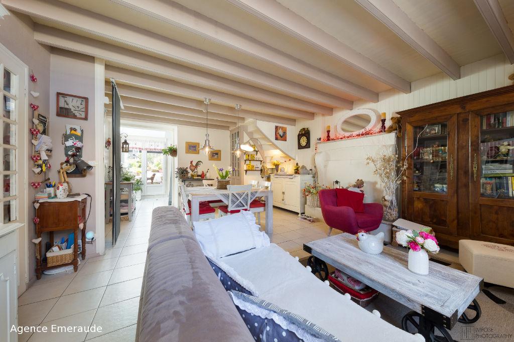 Maison La Richardais 5 pièce(s) chambre au rez-de-chaussée