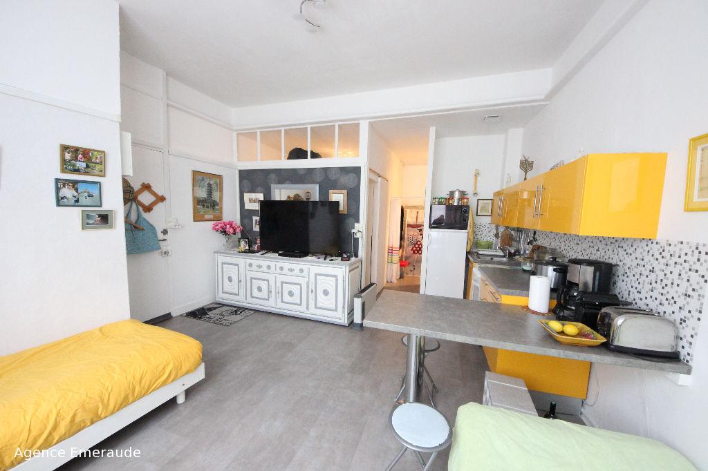 Appartement hyper centre Dinard 2 pièce(s) 30.33 m2