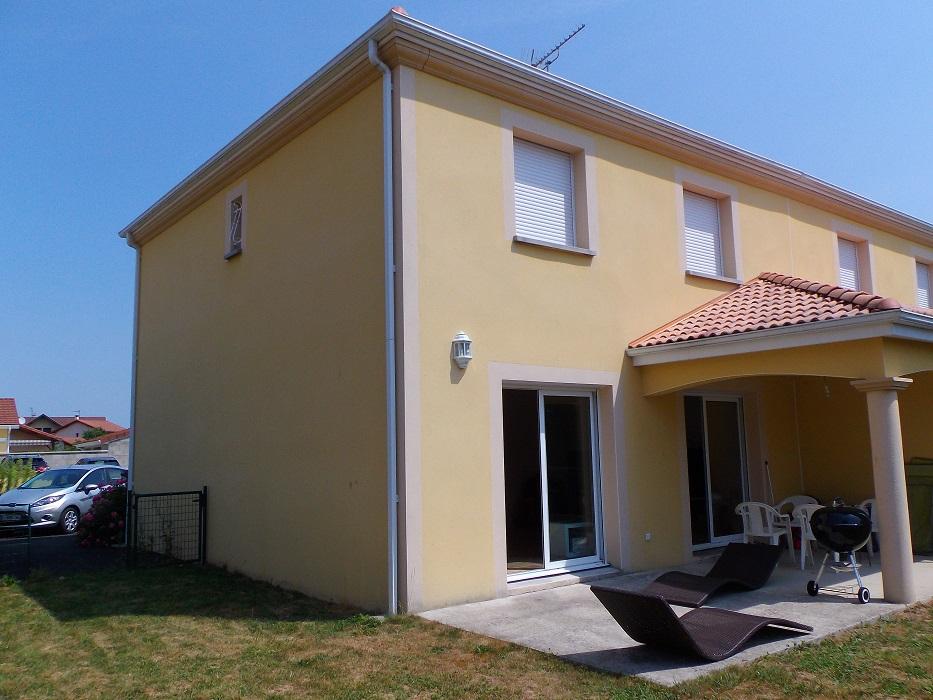 Maison récente 117 m² VIRIAT