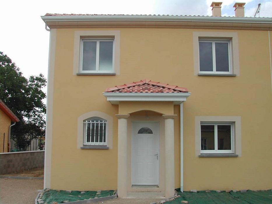 Maison jumelée de 105 m² à VIRIAT