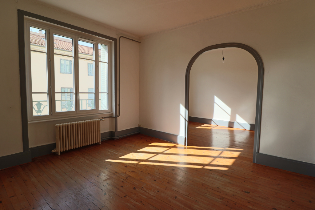 Appartement Type 3 66 m² Bourg En Bresse
