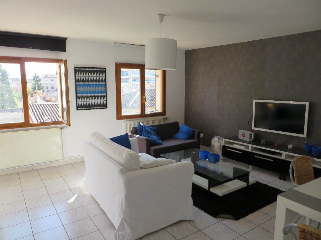 Appartement Type 3 80 m² BOURG EN BRESSE