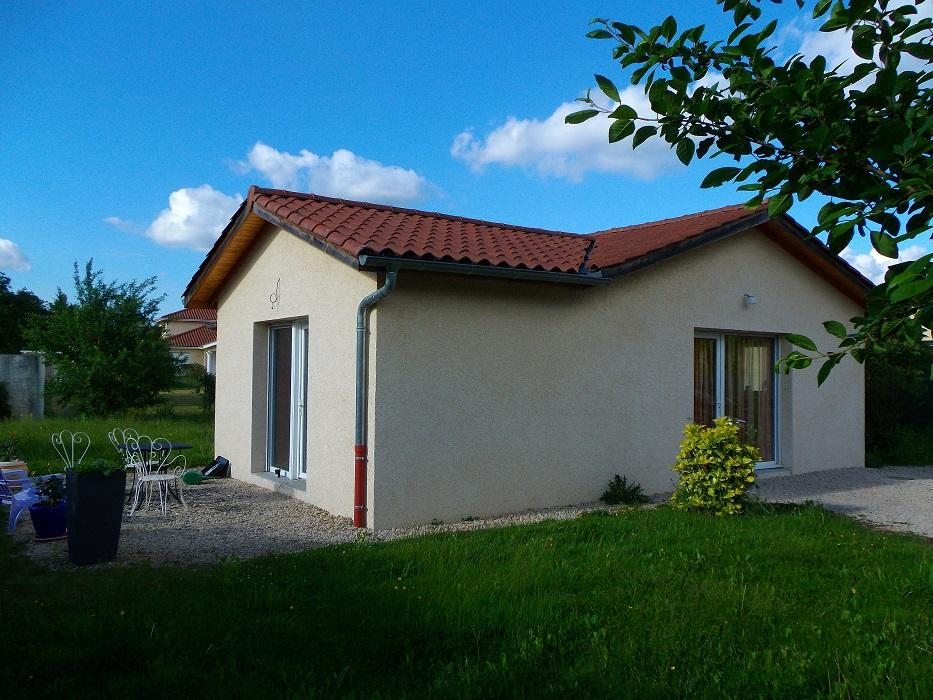 A louer  maison Bourg En Bresse 4 pièce(s) 89 m2