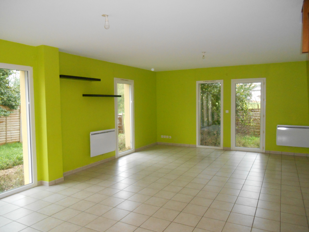 Maison contemporaine Polliat 3ch 95 m2 10Km de Bourg en Bresse