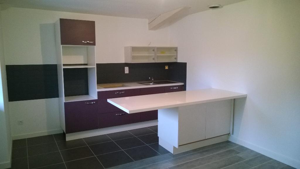 Proche Hôpital Fleyriat Appartement Viriat 1 pièce 55 m²