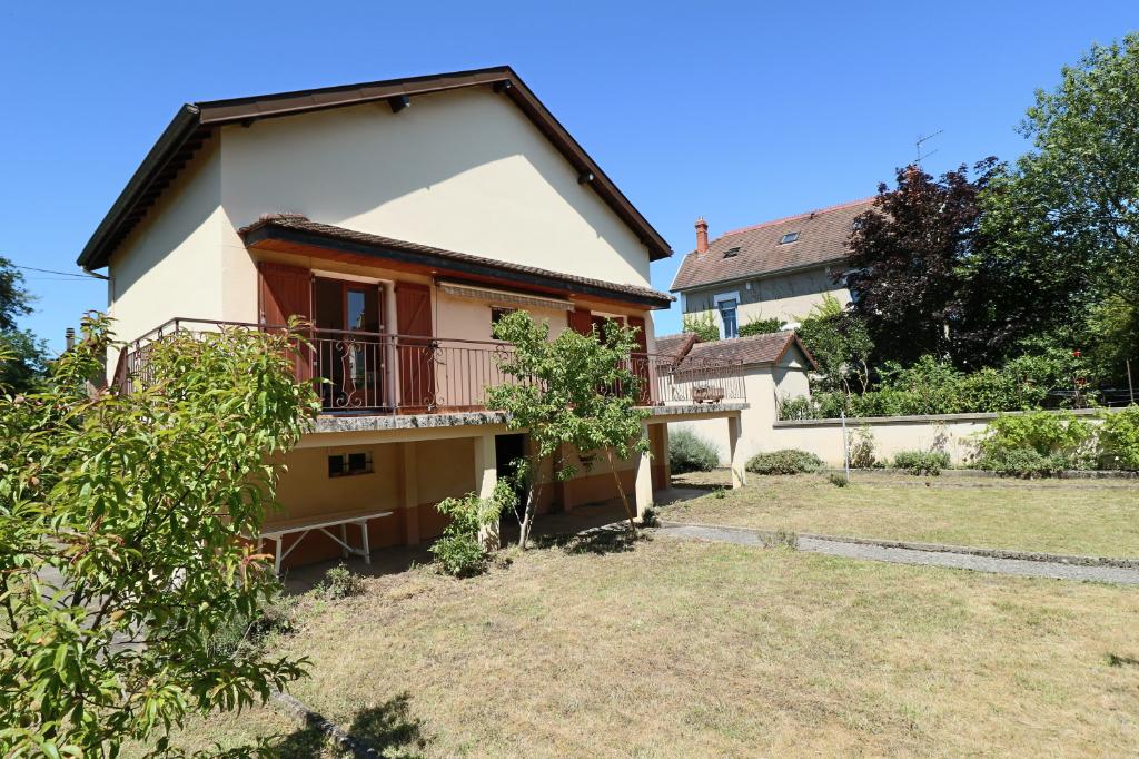 Maison Bourg En Bresse  proche ville 4 chambres