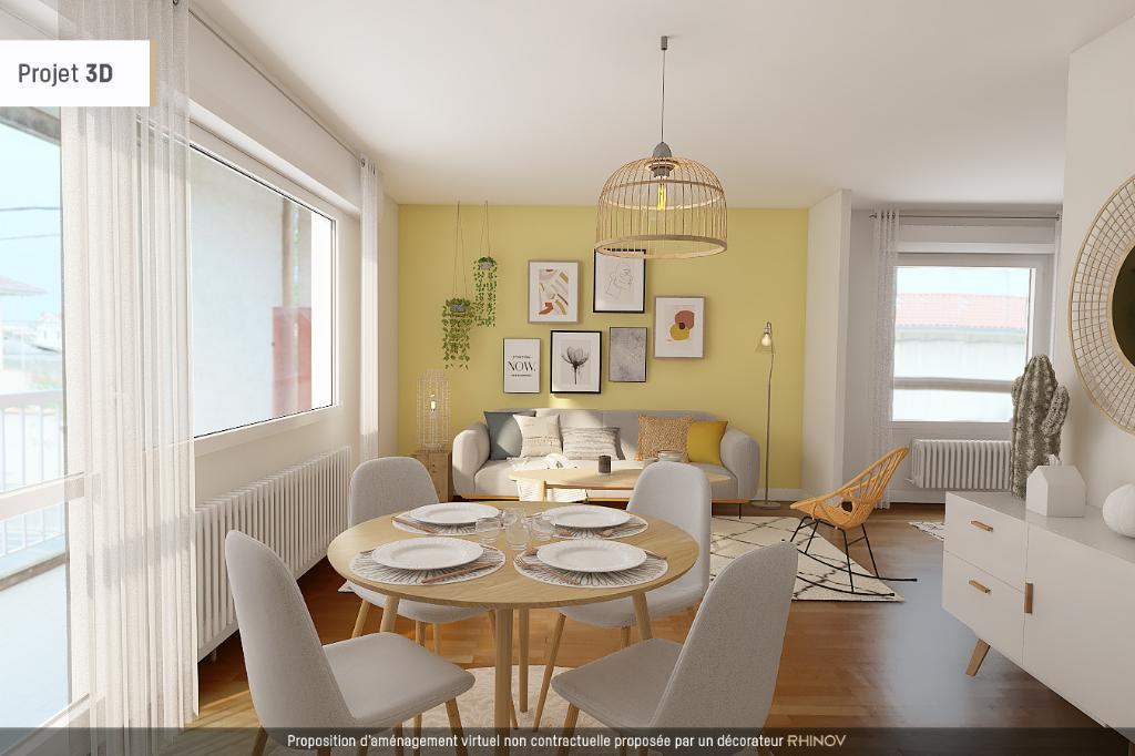 Appartement Bourg En Bresse 5 pièce(s)