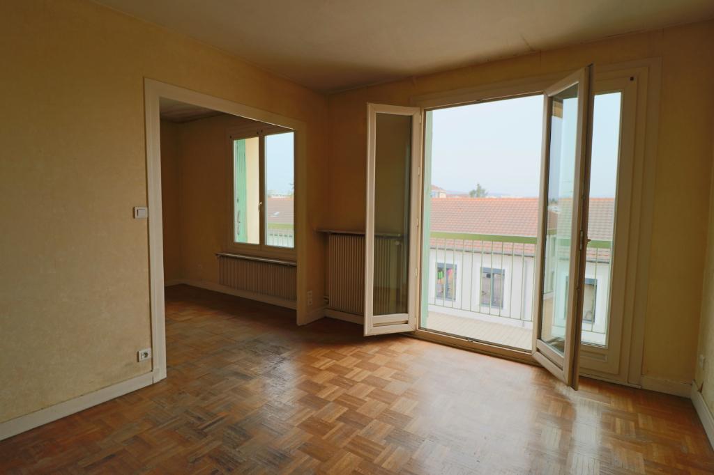 Appartement Bourg En Bresse 4 pièce(s) 76.98 m2