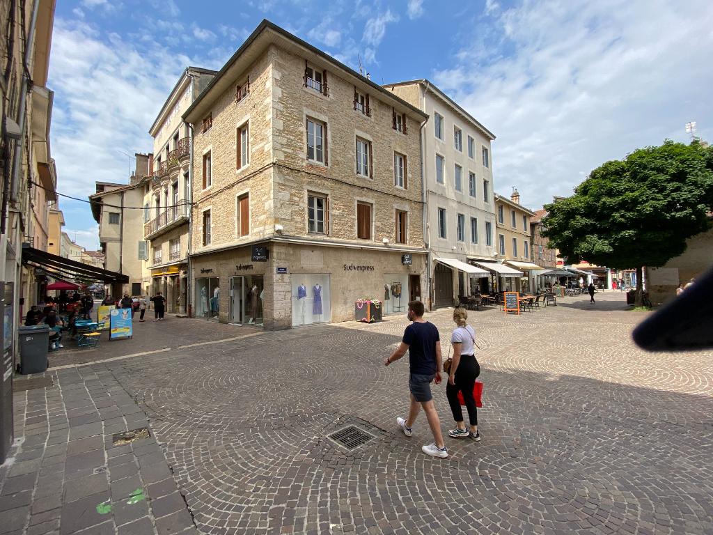 Appartement Bourg En Bresse 2 pièce(s) 46.18 m2